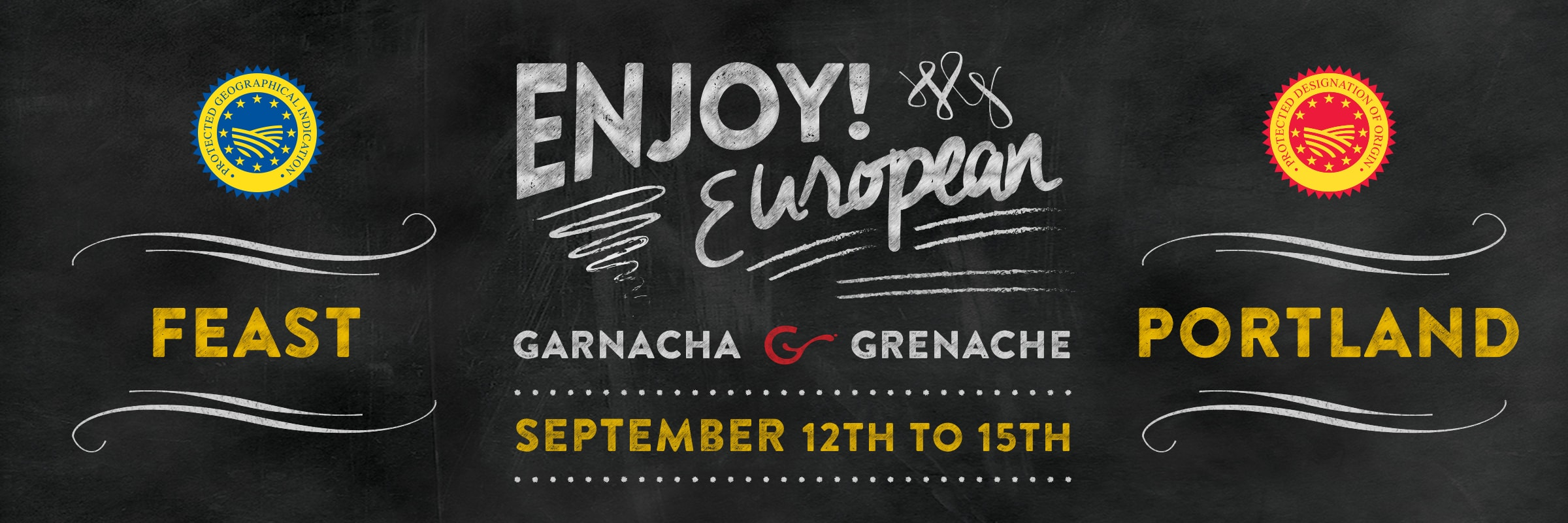 Garnacha Grenache - Feast Portland